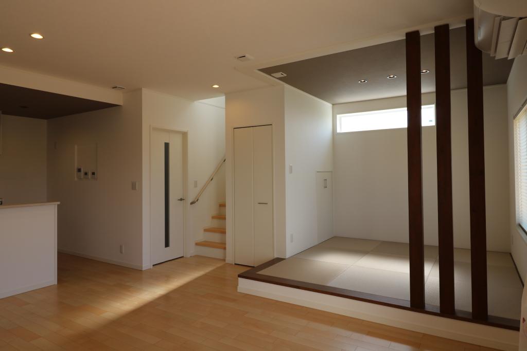 和室のあるふれあいの空間